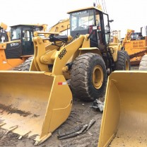 Used wheel loader CAT 966H