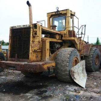 Used wheel loader CAT 980C
