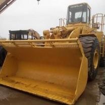 Used wheel loader CAT 980F