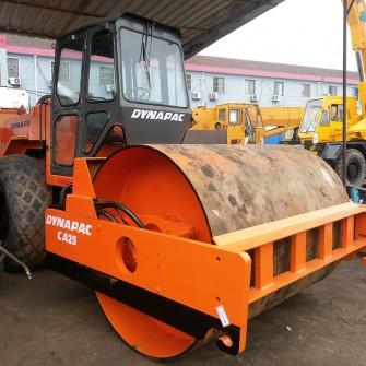 Used Dynapac Road Roller CA25