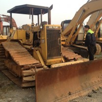 Used Crawler Bulldozer CAT D4H-LGP