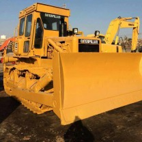 Used Crawler Bulldozer CAT D6D