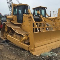Used Crawler Bulldozer CAT D6H