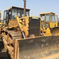 Used Crawler Bulldozer CAT D7G-2