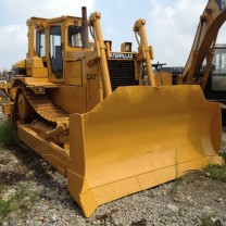 Used Crawler Bulldozer CAT D7H