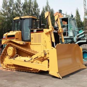 Usada Tractores de cadenas CAT D7R