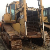 Used Crawler Bulldozer CAT D8N