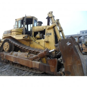 Used Crawler Bulldozer CAT D9N