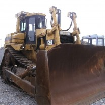 Used Crawler Bulldozer CAT D9R