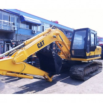 Used Crawler Excavator CAT E120B