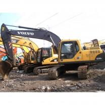 Used Crawler Excavator VOLVO EC210BLC