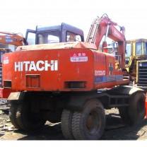 Excavadora de cadenas usada Hitachi EX100WD