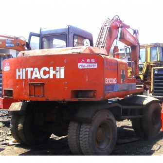 Used Crawler Excavator Hitachi EX100WD