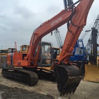 Excavadora de cadenas usada Hitachi EX120