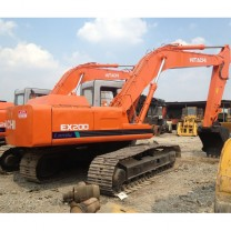 Used Crawler Excavator Hitachi EX200-1
