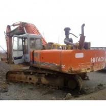 Excavadora de cadenas usada Hitachi EX300