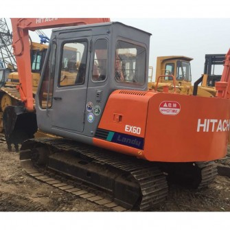 Used Crawler Excavator Hitachi EX60