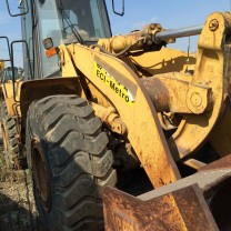 Used wheel loader CAT 962G