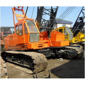 Used Crawler Crane KH180-3