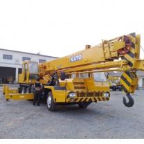 Used Mobile Truck Crane KATO NK250E
