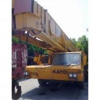 مستعملة موبايل شاحنة رافعة KATO NK-800E
