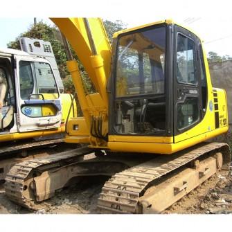 Used Crawler Excavator Komatsu PC120