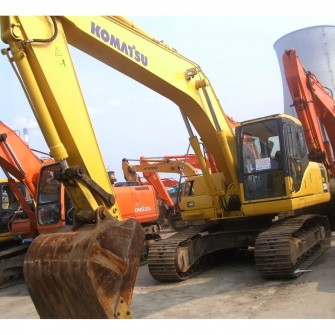 Used Crawler Excavator Komatsu PC200-7