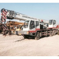 Used Mobile Truck Crane Zoomlion QY25