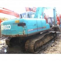Used Crawler Excavator Kobelco sk200-6