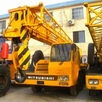 Used Mobile Truck Crane Tadano TL-250E