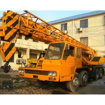 Used Mobile Truck Crane Tadano TL-300E