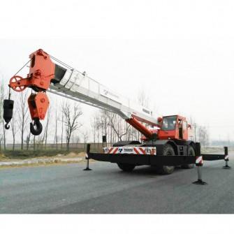 Used Rough Terrain Crane Tadano TR500EX