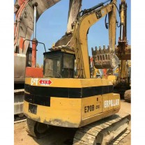 Used Crawler Excavator CAT E70B