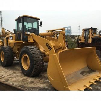 cargadora de ruedas ocasión CAT 950H