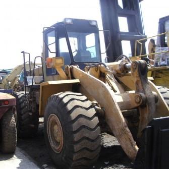 Used wheel loader komatsu WA400