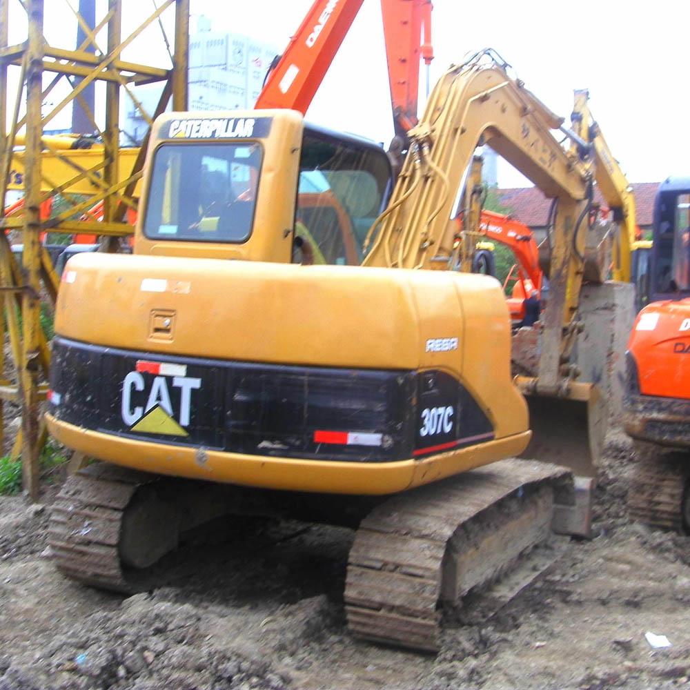 Usada CAT 307C Excavadora