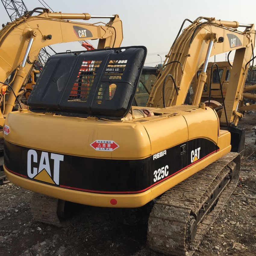Used Crawler Excavator CAT 325C