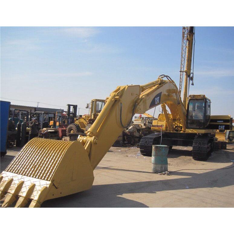 Excavadora de cadenas usada CAT 330BL