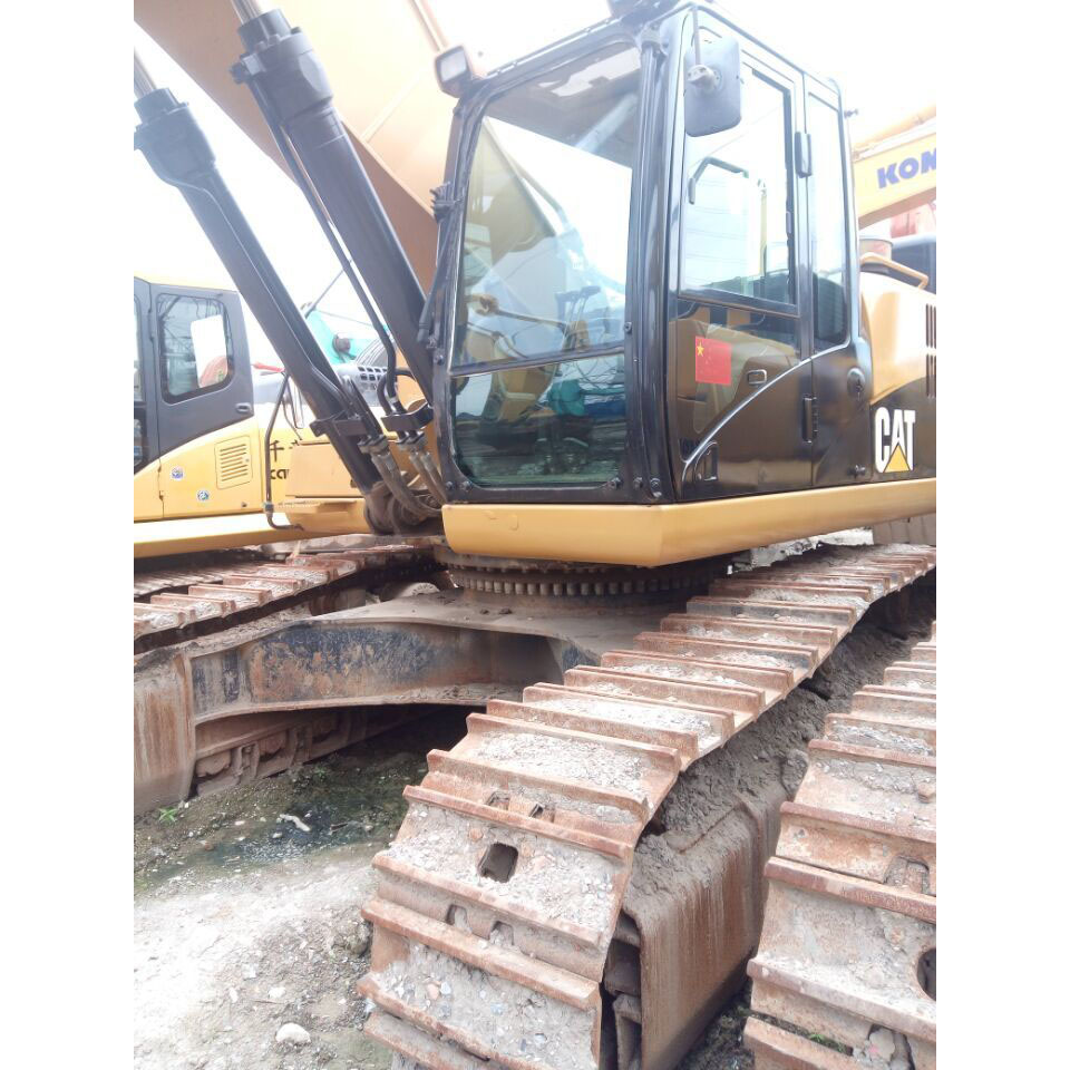 Used Crawler Excavator CAT 349D