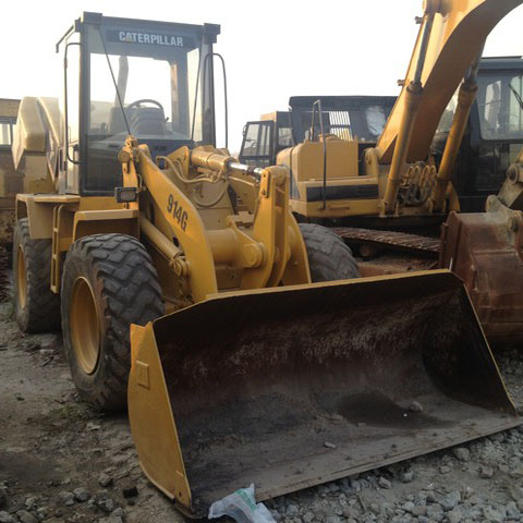 Used wheel loader CAT 914G