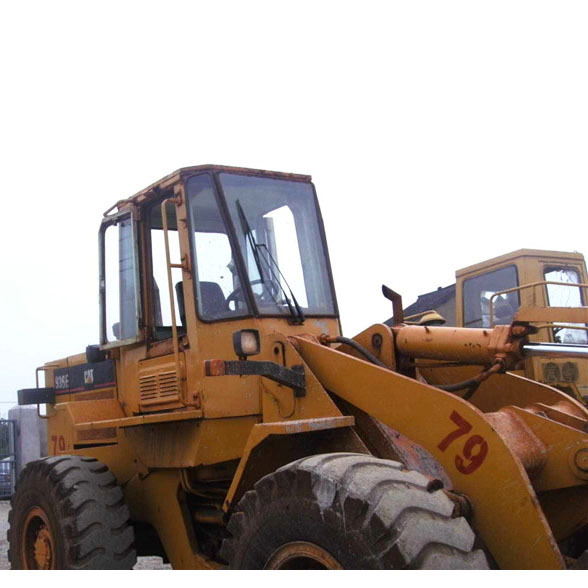 Used wheel loader CAT 936E