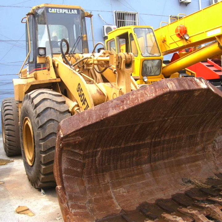 Used wheel loader CAT 950F