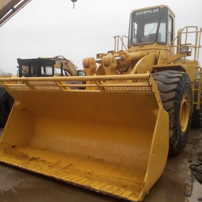 Used wheel loader CAT 980F