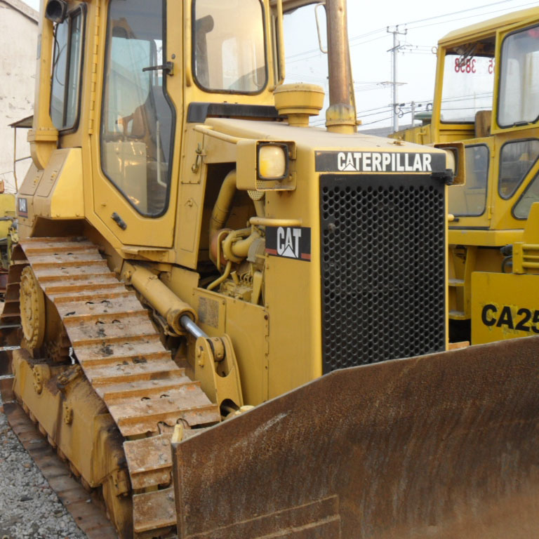 Used Crawler Bulldozer CAT D4H