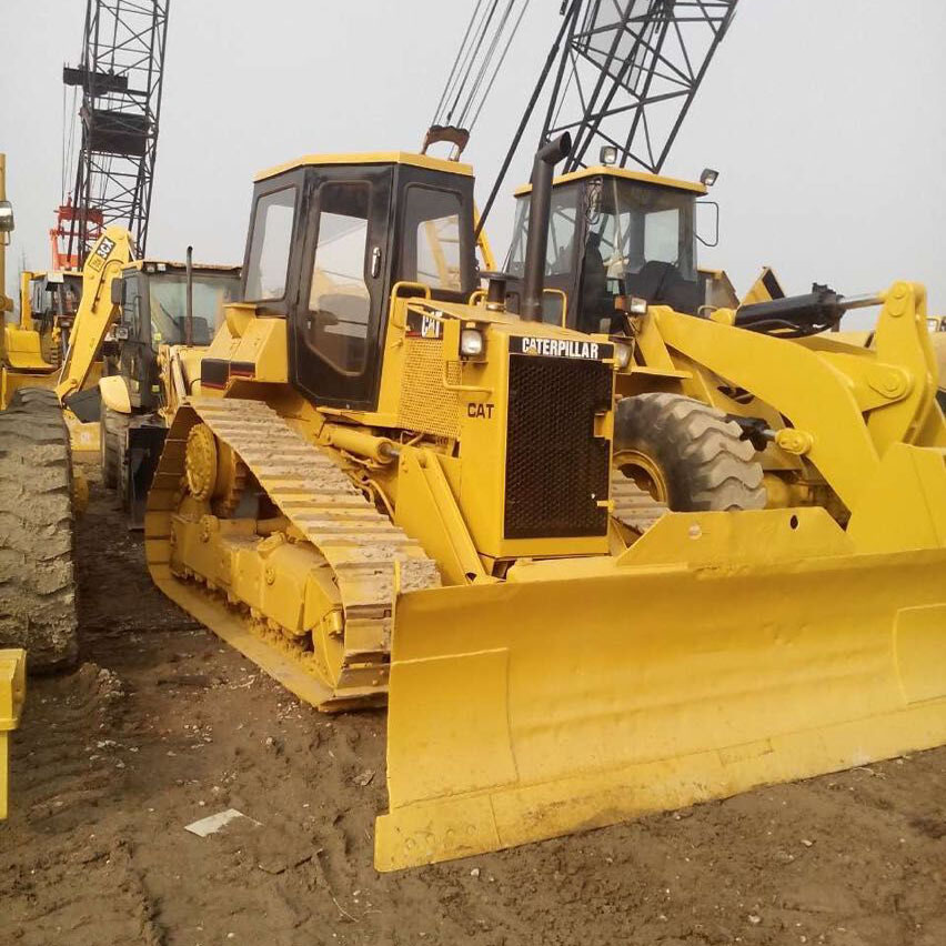 Used Crawler Bulldozer CAT D4H-1