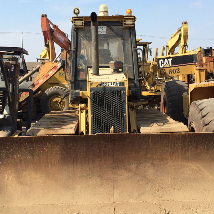 Used Crawler Bulldozer CAT D5C