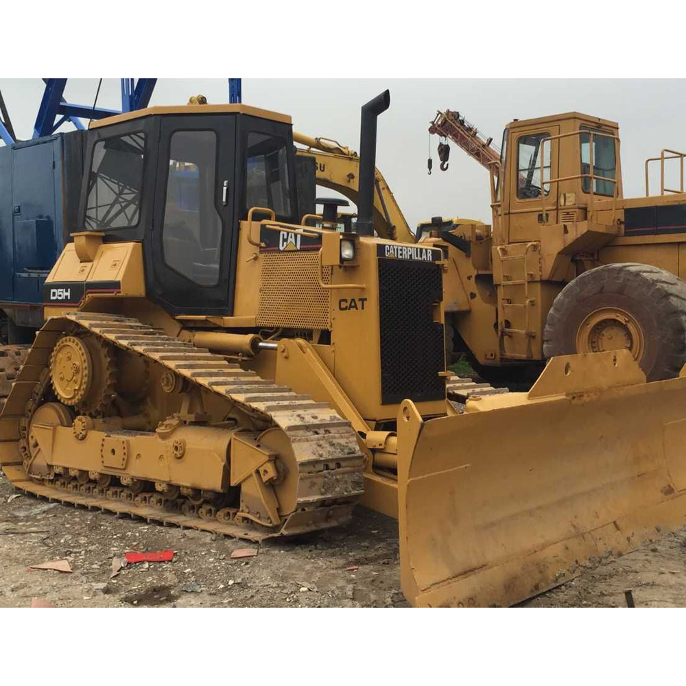 Used Crawler Bulldozer CAT D5H