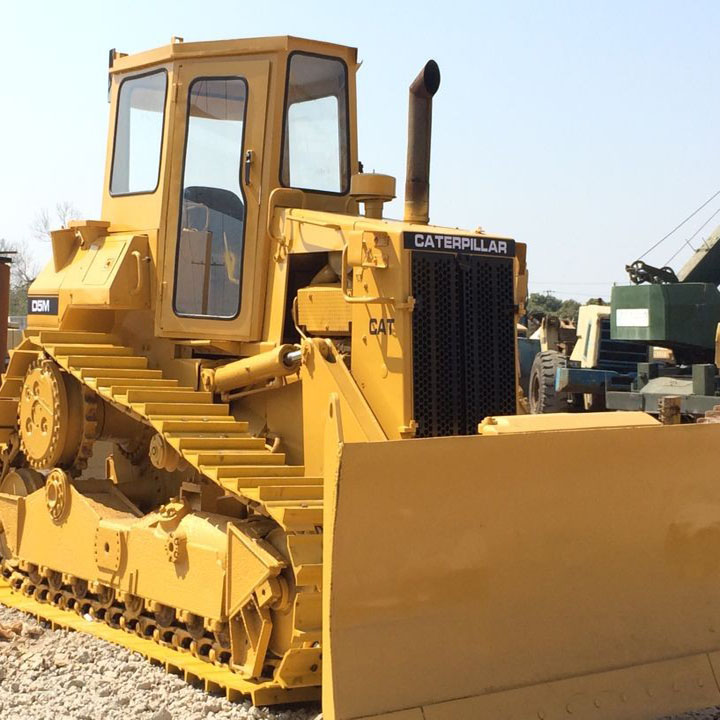 Used Crawler Bulldozer CAT D5M
