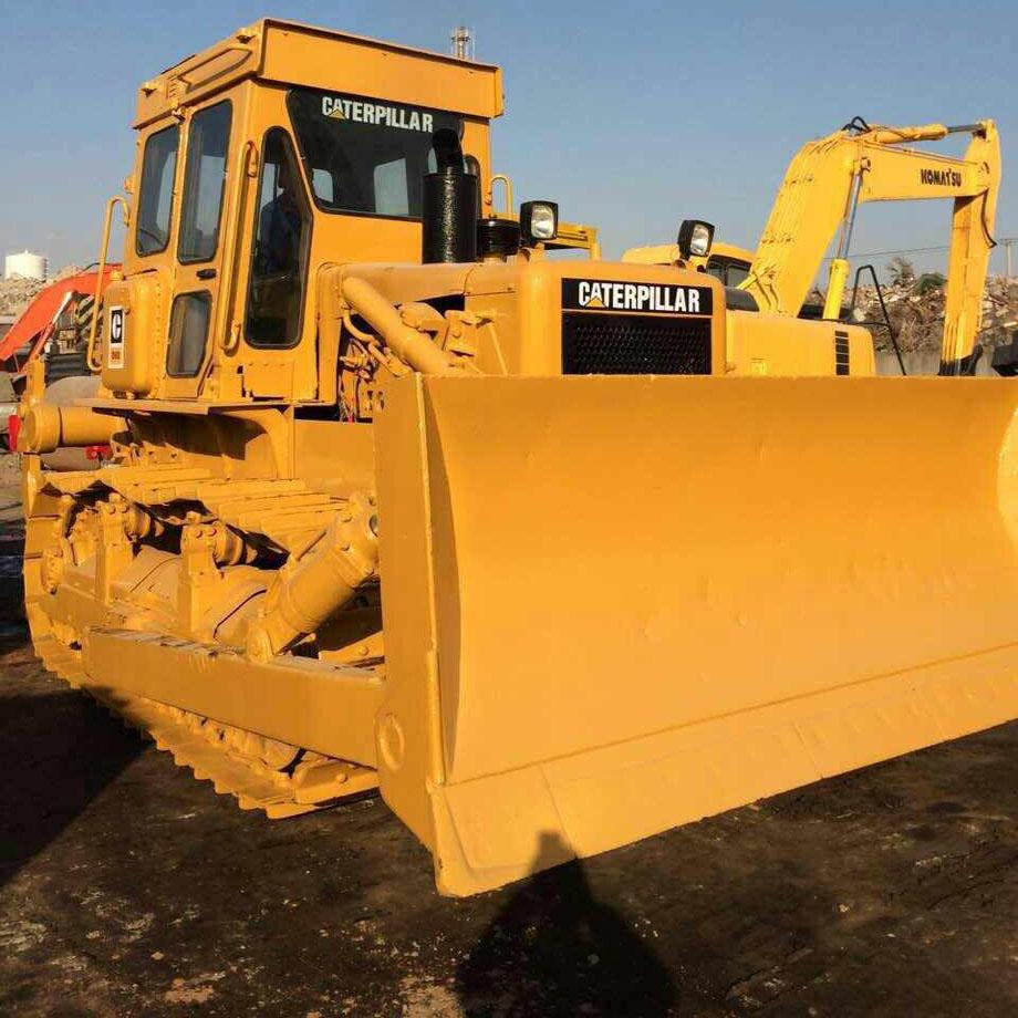 Used Crawler Bulldozer CAT D6D