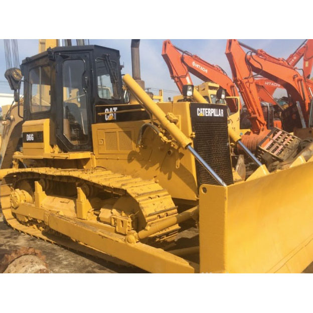 Used Crawler Bulldozer CAT D6G